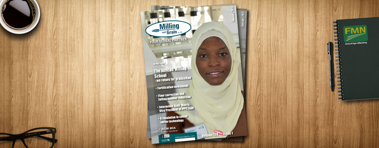 Fmn Produces First Female Graduate Of African Milling School