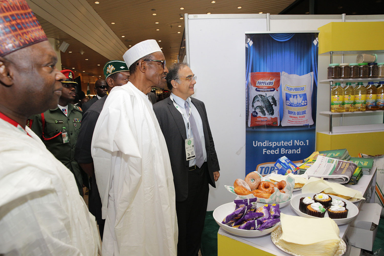 """THE FMN COMMITMENT TO """"MADE-IN-NIGERIA"""""""